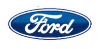 ford logo transparenz button